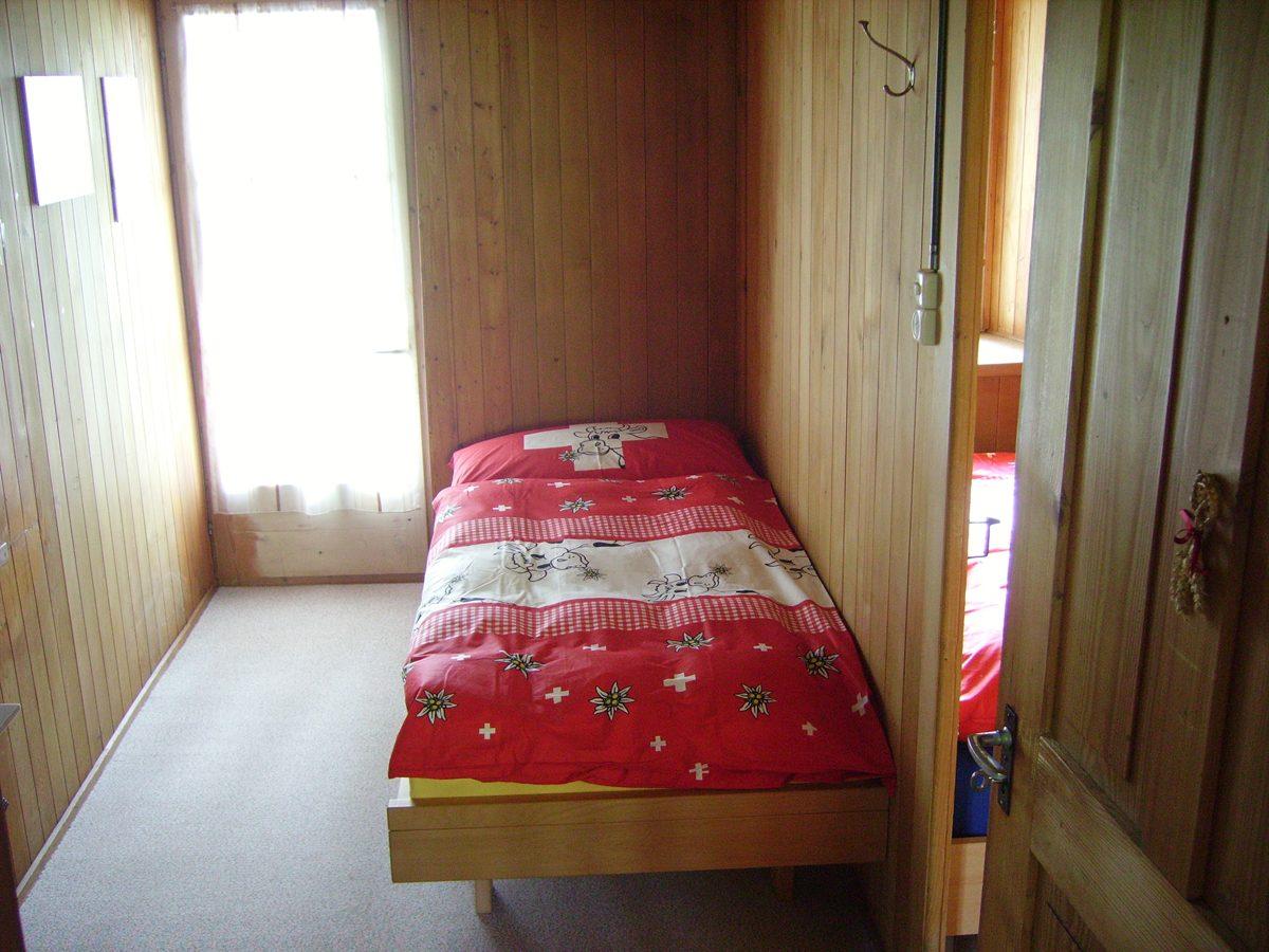 Ferienwohnung-Piringer-Bett