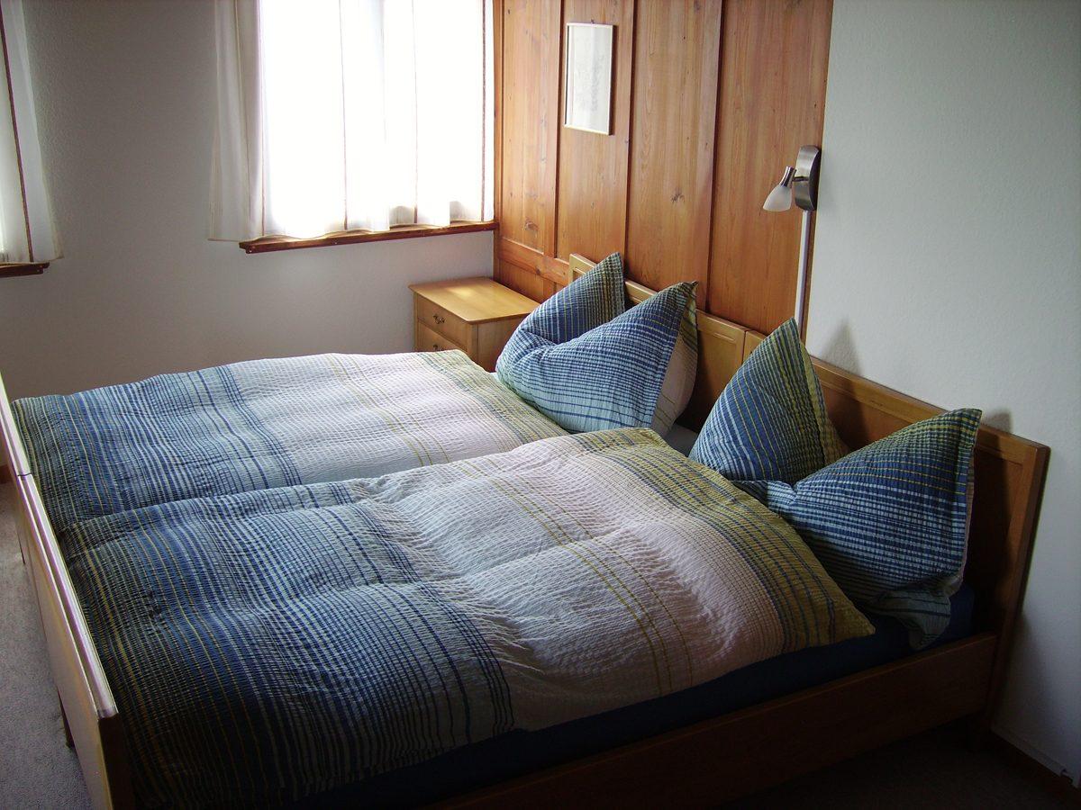 Ferienwohnung-Piringer-Schlafzimmer
