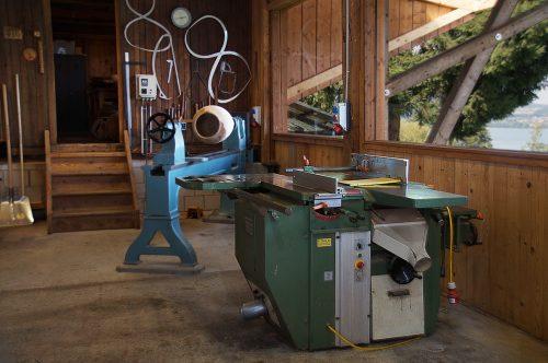 Werkstatt-Maschine